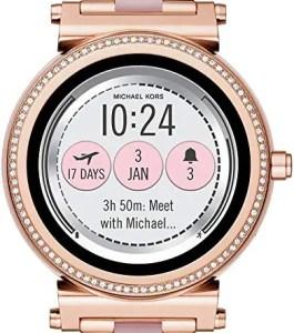 best michael kors access smartwatch for women - top best smartwatches