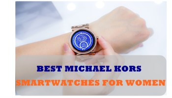 Michael Kors Access Bradshaw Full Specifications
