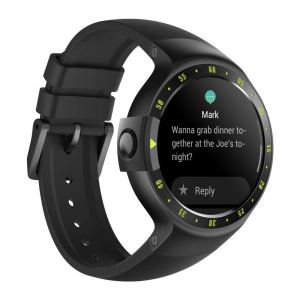 ticwatch S smartwatch specs