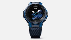 Casio WSD-F30 - the best GPS smartwatch for men