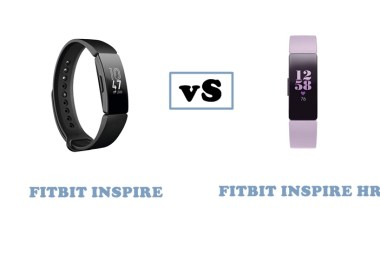 fitbit inspire vs inspire hr compared
