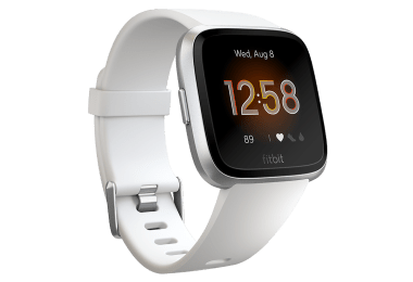 fitbit versa lite vs amazfit verge vs ticwatch e2 compared