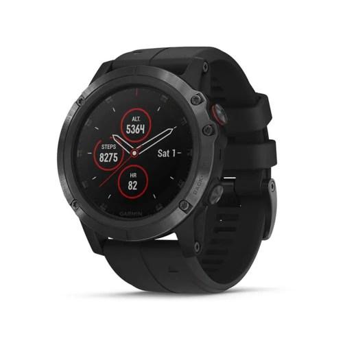 garmin 5x plus - the best gps smartwatch for men