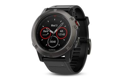 garmin fenix 5x vs 5x plus compared