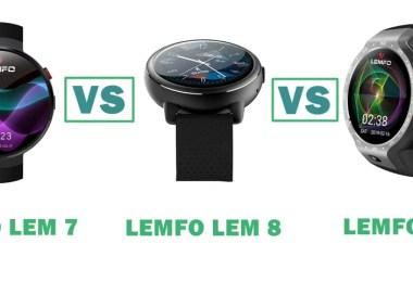 lemfo lem 7 vs 8 vs 9 compared