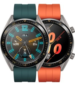 huawei watch gt active vs galaxy watch vs apple watch series 4