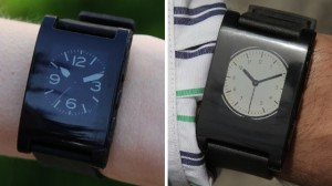 Pebble Smartwatch Display