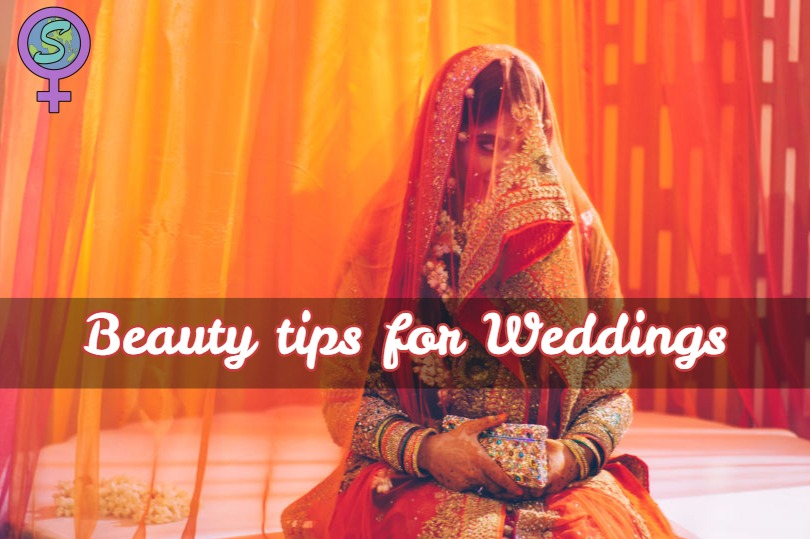 Beauty Tips For Weddings