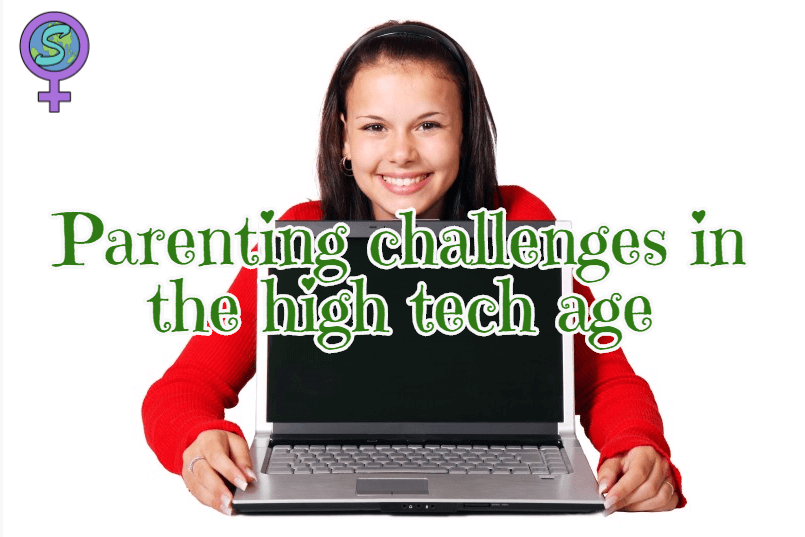 Parenting Challenges In The High Tech Age