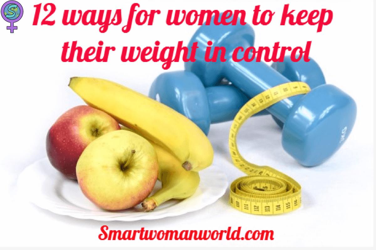 Women Weight Control