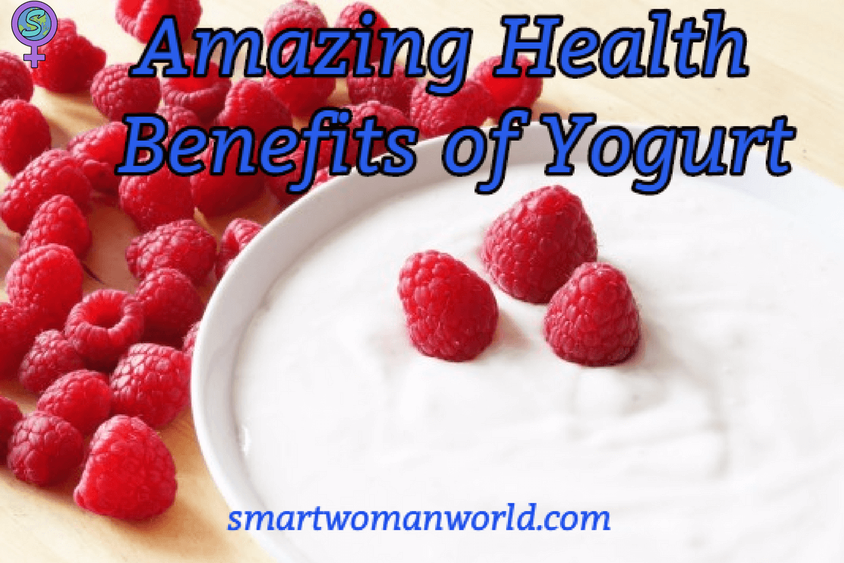 Amazing Health Benefits Of Yogurt