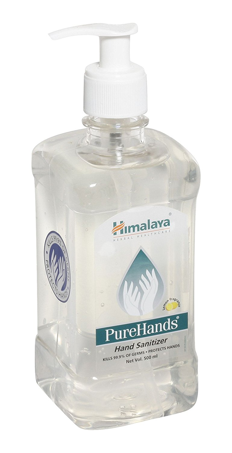 Himalaya PureHands Hand Sanitizer (500ml)