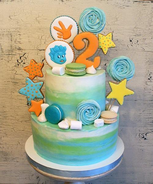 Нужен детский торт: самые красивые детские торты для ...