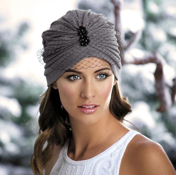 Модные женские шапки 2019-2020, новинки, тенденции, фото