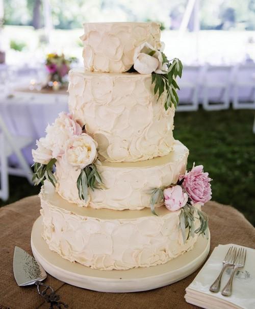 Самые красивые свадебные торты - фото, идеи, оформление ...