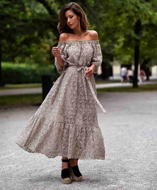 Модные платья лето 2020-2021 года: лучшие фасоны летних ...