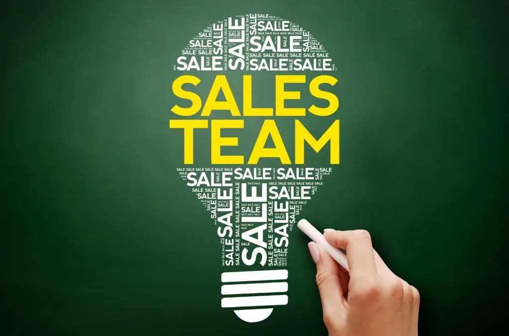 Six Steps to a Stellar Sales Team