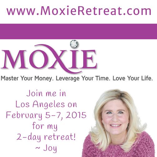 Moxie Retreat 2015