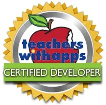 Teachers with Apps certified developer