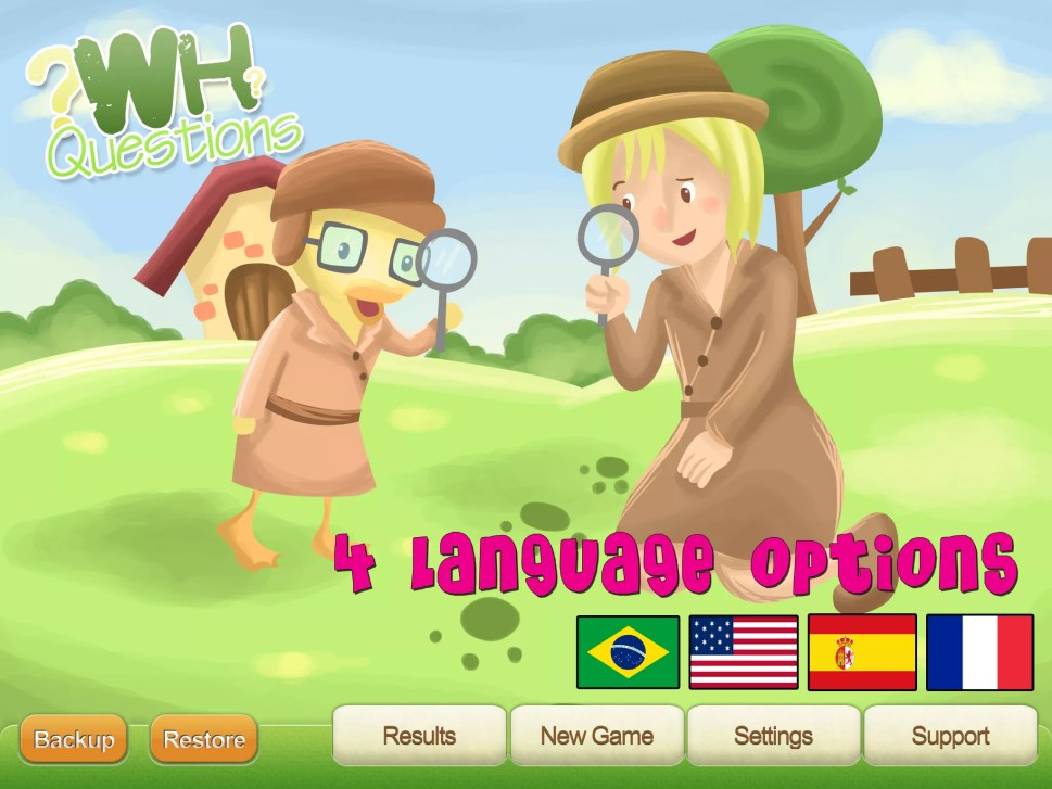 Smarty Ears releases app in four languages: Portuguese, English, Spanish & French