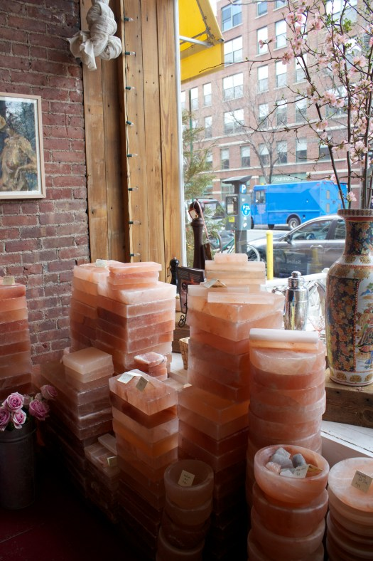Food grade pink himalayan salt bricks and bowls in every size - you can cook and serve food directly in/on them!