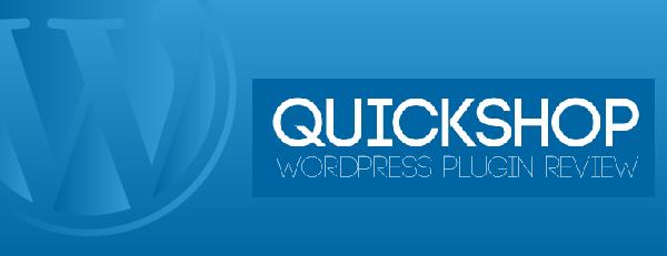 quickshop wordpress