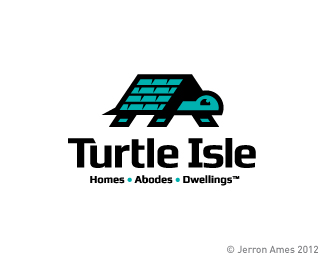 turtle logo design inspiration 19 25 Turtle Logo Design Inspiration