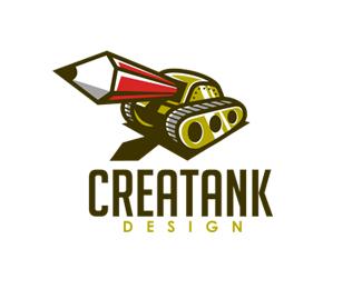 tank logo 08 15 Tank Base Logo for Inspiration