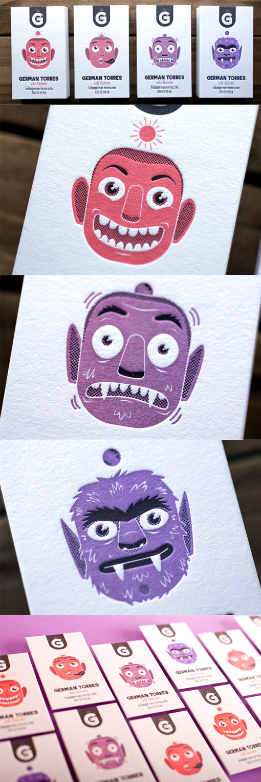 Business Cards Inspiration #31 -