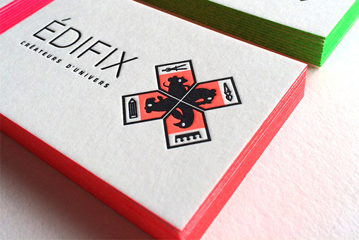 striking-neon-edge-painted-letterpress-business-card-design-03