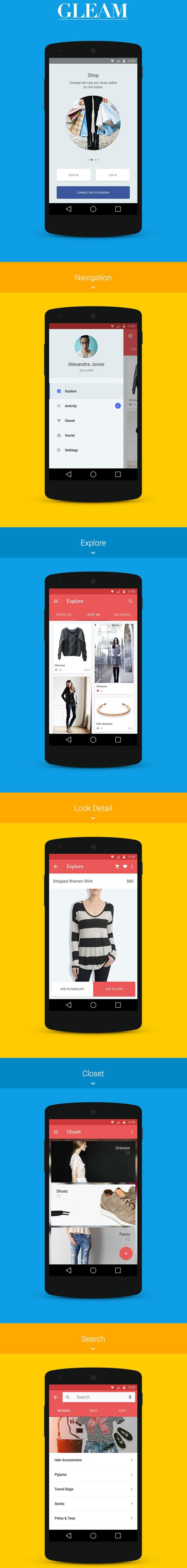 Gleam-Android