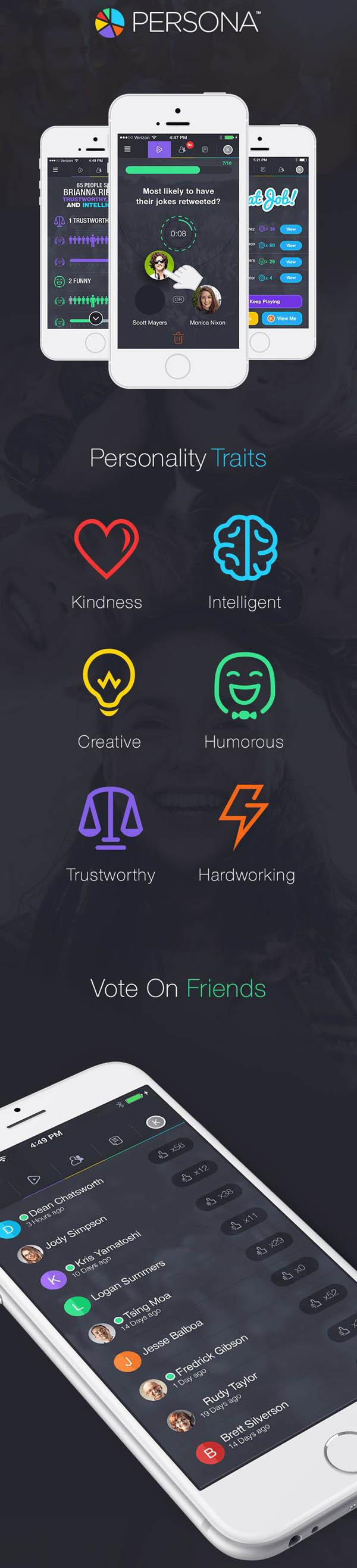 Persona-App