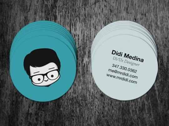 circle-business-card-34