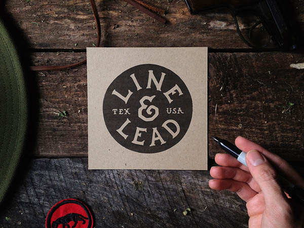 Line & Lead Logo