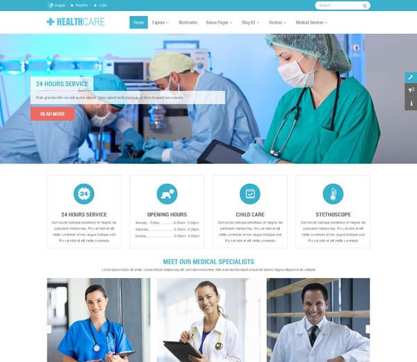 medical-joomla-template-30