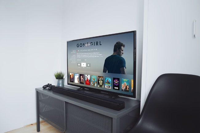 Free TV Mockup
