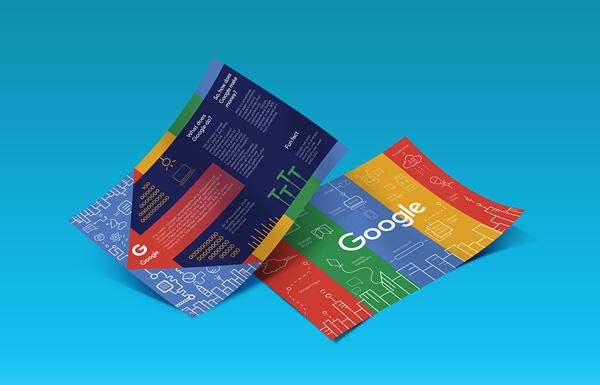 Flat Brochure Design 01