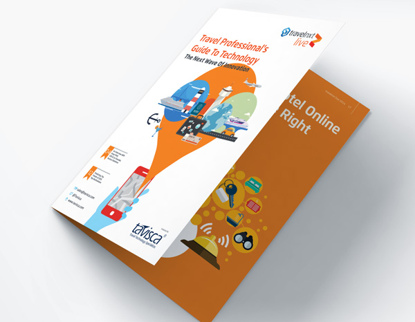 Flat Brochure Design 14