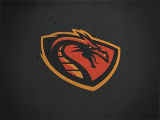 dragon logo 12