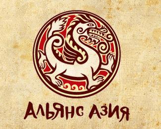 dragon logo 23