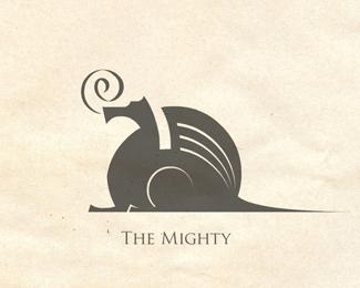 dragon logo 26