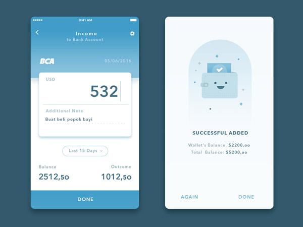 minimalist app ui 13