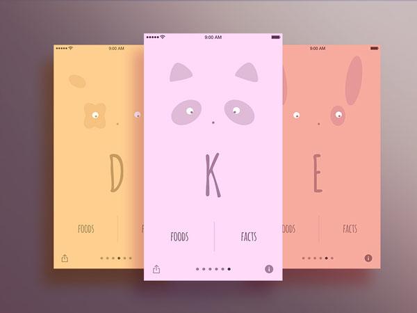 minimalist app ui 25