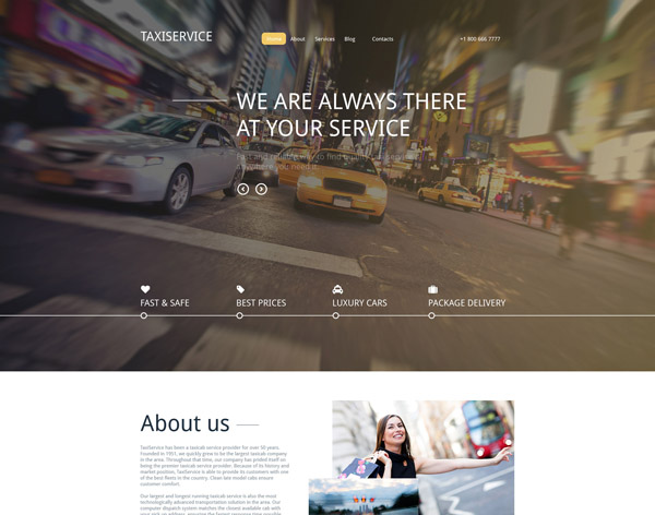 transportation drupal theme 03