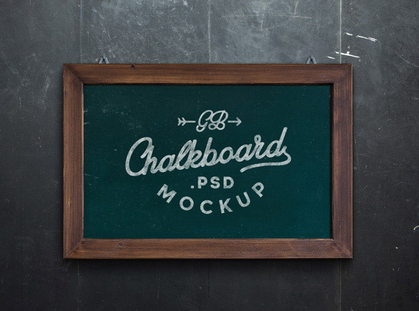 Image result for Coffee Chalkboard MockUp