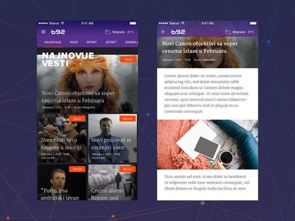News App UI 01