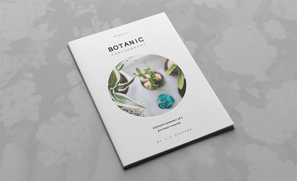 minimal brochure design 08