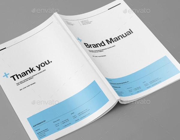 minimal brochure design 09