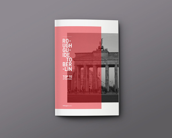 minimal brochure design 16
