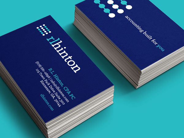 Accountant Business Card 02